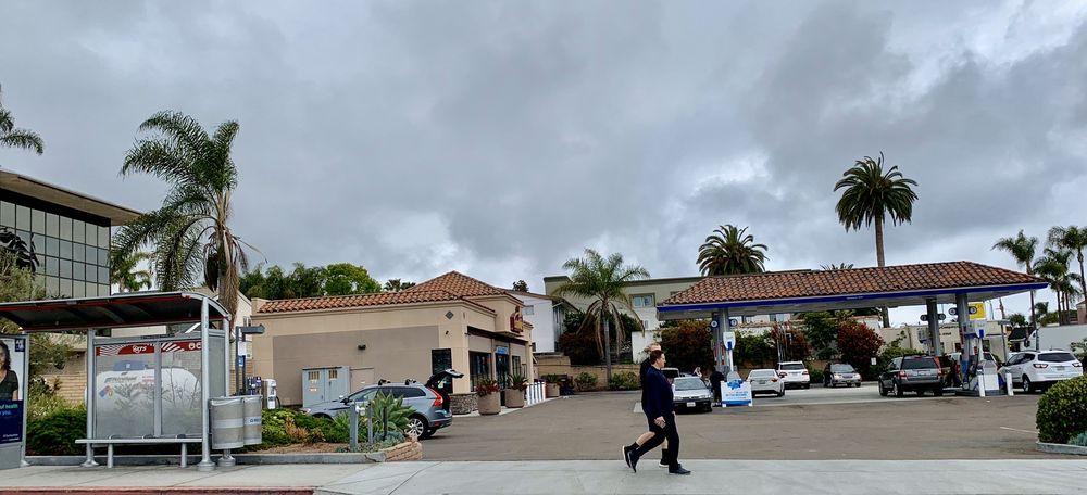 La Jolla Chevron: 7475 La Jolla Blvd, La Jolla, CA