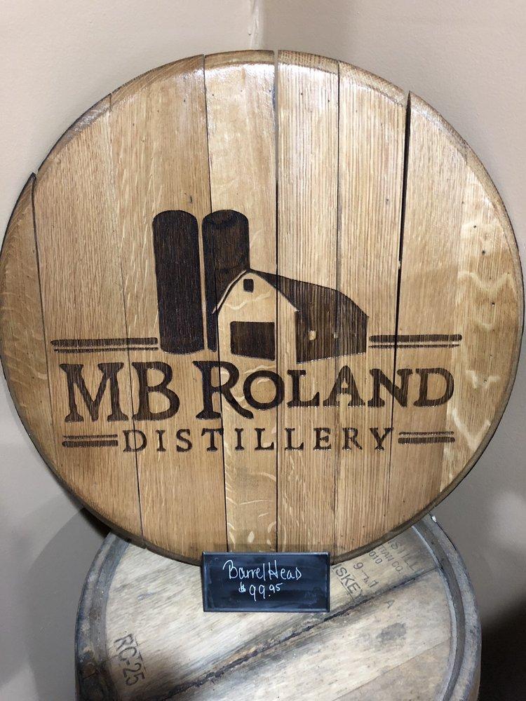MB Roland Distillery: 137 Barkers Mill Rd, Pembroke, KY
