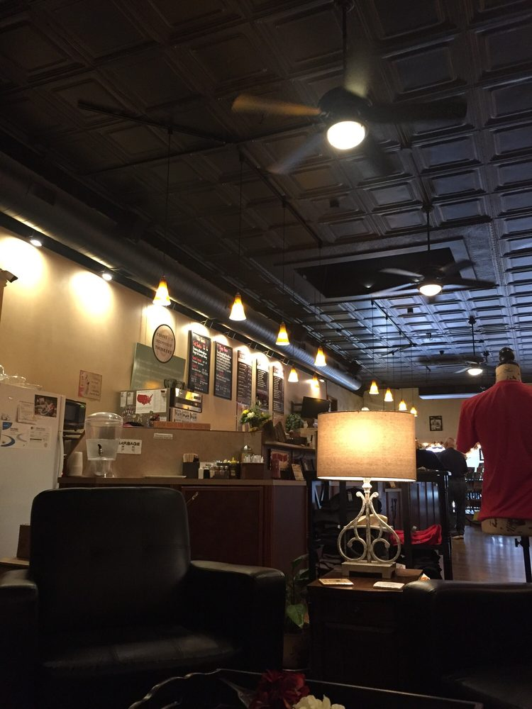 The Book Cellar & Coffee Attic: 604 Washington Ave, Iowa Falls, IA