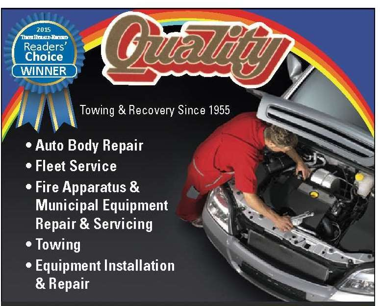 Towing business in Walden, NY