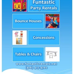 Funtastic Party Rentals Party Amp Event Planning