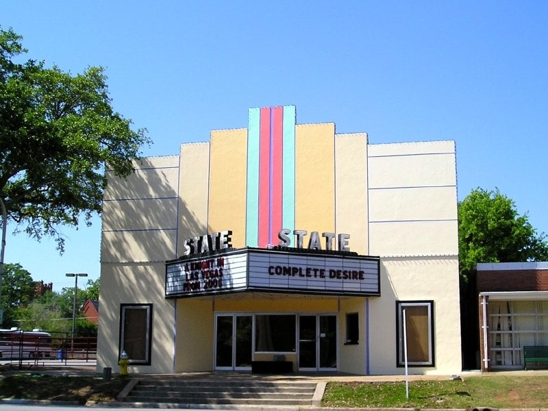 The State Theater: 313 Pine Ave, Albany, GA