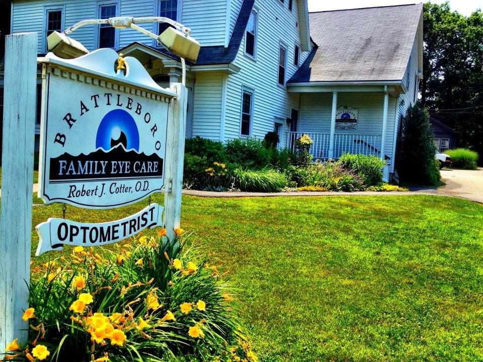 Brattleboro Family Eye Care: 328 Western Ave, Brattleboro, VT