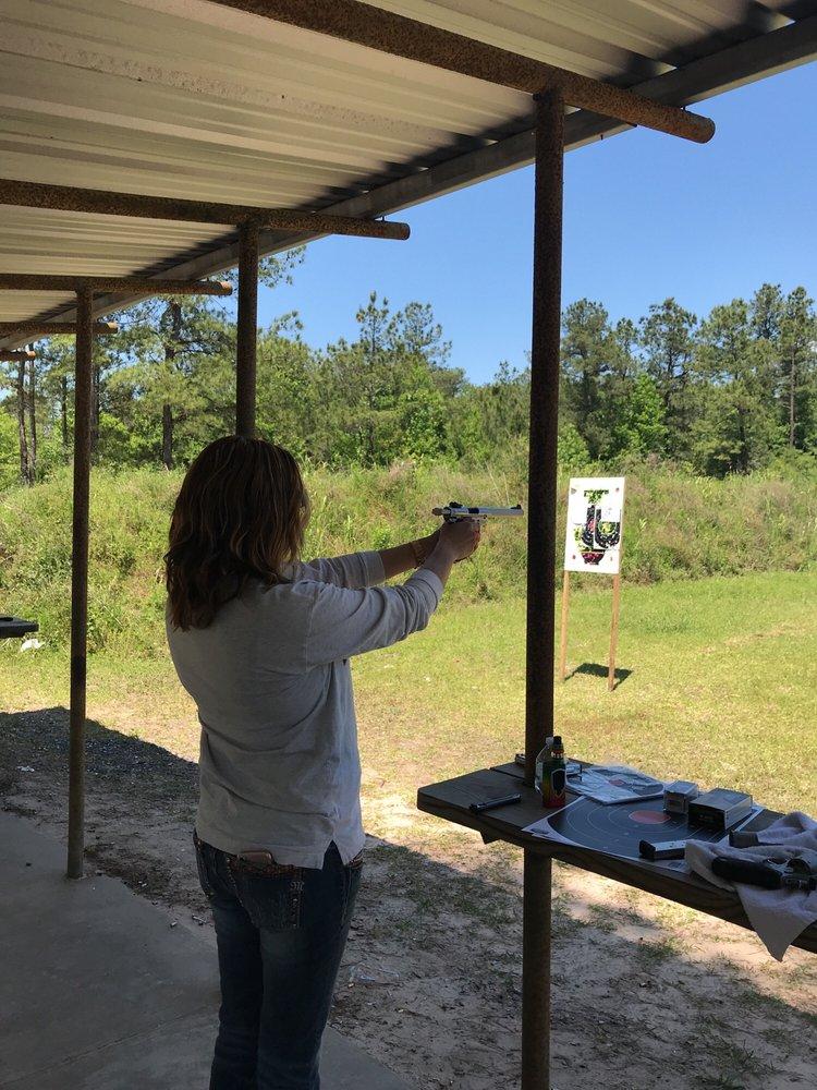 One In 100 Gun Club: 1228 Fm 421 Rd, Lumberton, TX