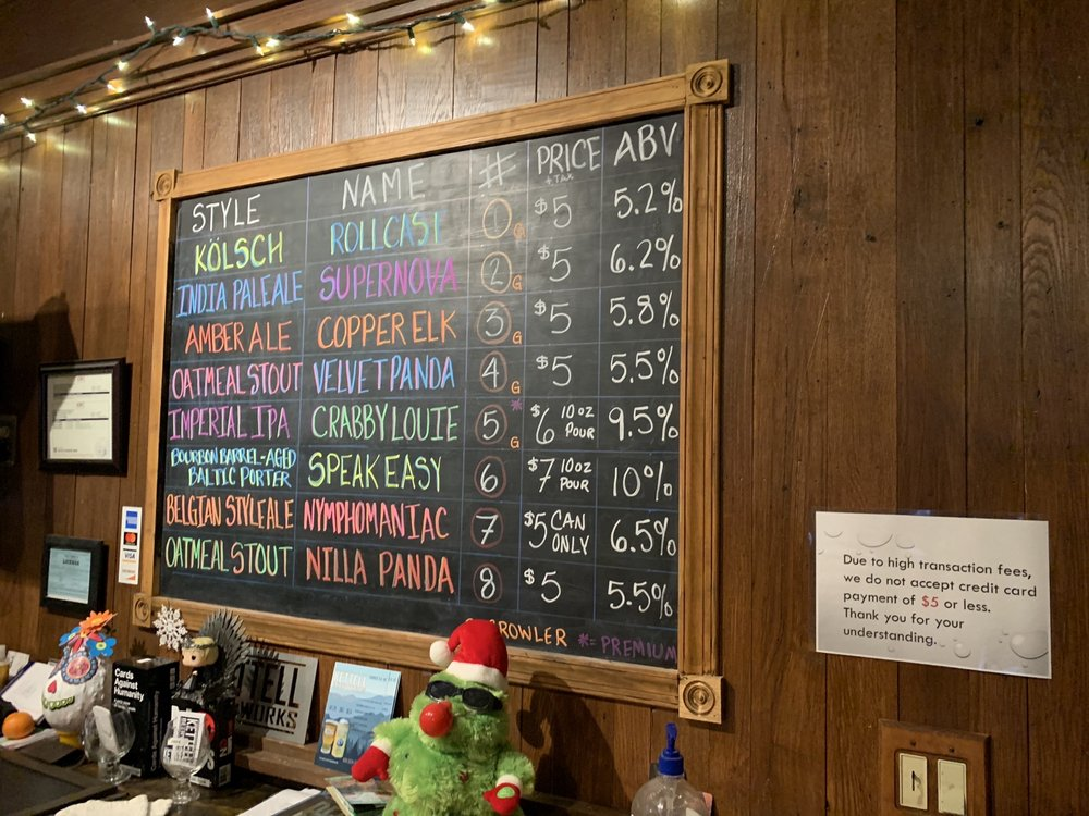 Kettell Beerworks: 567 Main St E, Banner Elk, NC