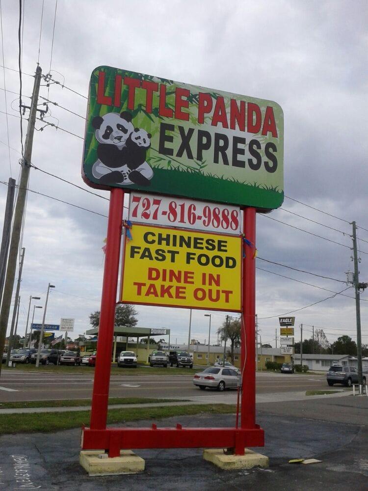 Chinese Restaurant Near New Port Richey