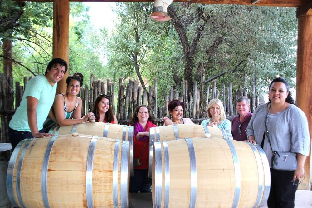 New Mexico Wine Tours: Santa Fe, NM