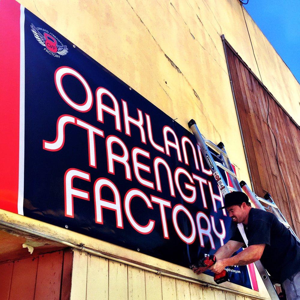 Bannerbots Oaklandstrengthfactory Install Master