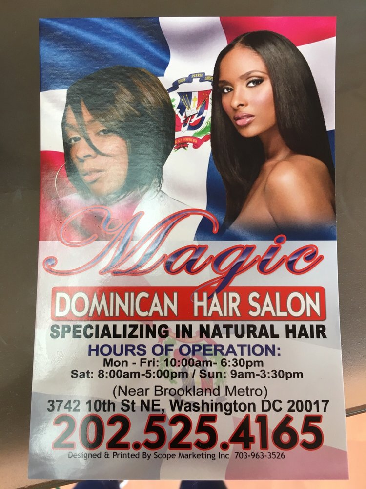 Magic dominican hair salon 11 photos 34 reviews for 10th street salon