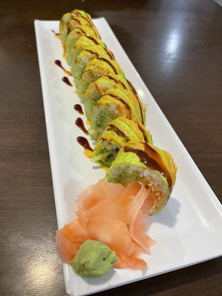 Yamato Hibachi Sushi: 1825 N W Ave, El Dorado, AR