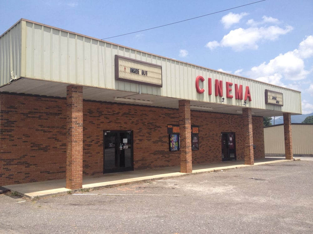 Andrews Twin Cinema: 125 Main St, Andrews, NC