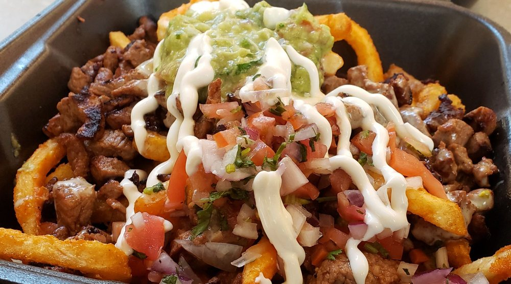 La Hacienda - Fresh Mexican Grill: 300 Monticello Ave, Norfolk, VA