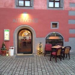 La Bodega Alte Münze Restaurants Schloßhof 1 Auerbach Bayern