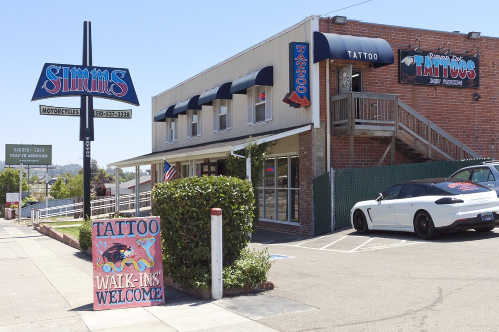 Simms Ink: 21129 Foothill Blvd, Hayward, CA