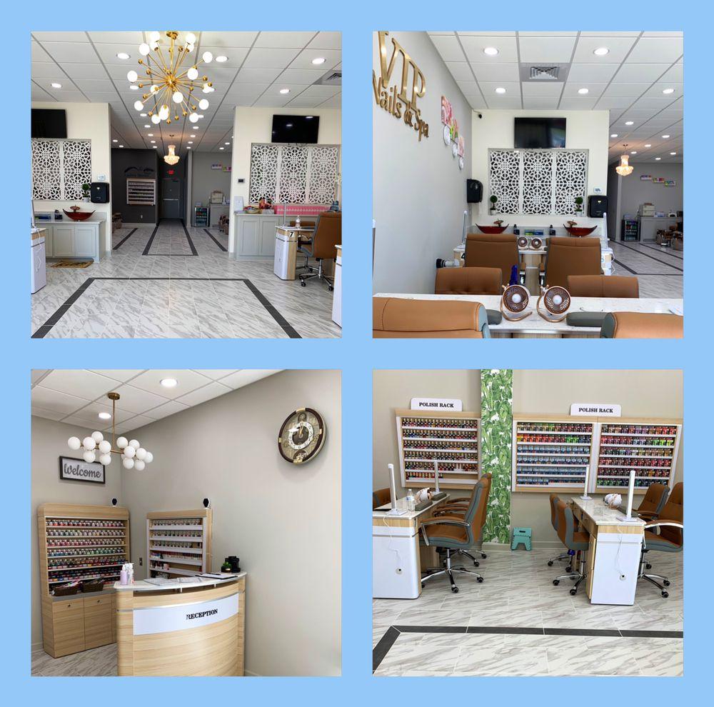 Vip Nails & Spa: 5080 Lakeland Dr, Flowood, MS