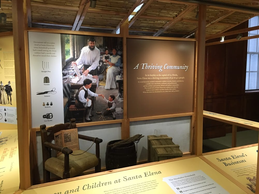 Santa Elena History Center: 1501 Bay St, Beaufort, SC
