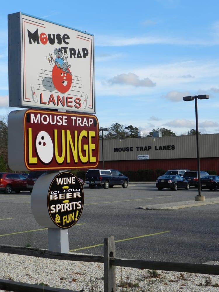 Mouse Trap Lanes: 2051 Rt 610, Woodbine, NJ