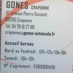 Photo De Les Gones Auto Ecole