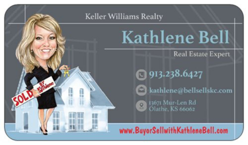 Kathlene Bell - Keller Williams Diamond Partners: 13671 S Murlen Rd, Olathe, KS