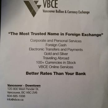 Elite forex currency exchange montreal
