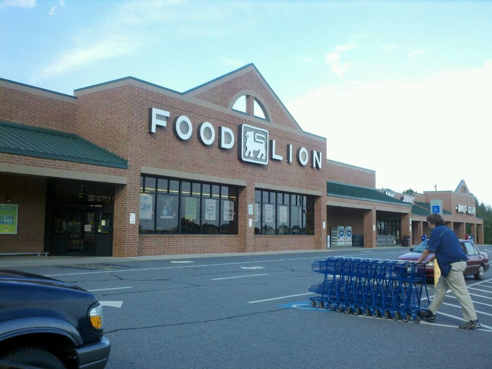Food Lion: 46 Madison Plaza Dr, Madison, VA