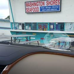 Washington shores fish market 33 photos 21 reviews for Fresh fish market orlando