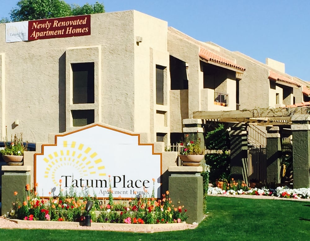 Tatum Place Apartments Scottsdale Az