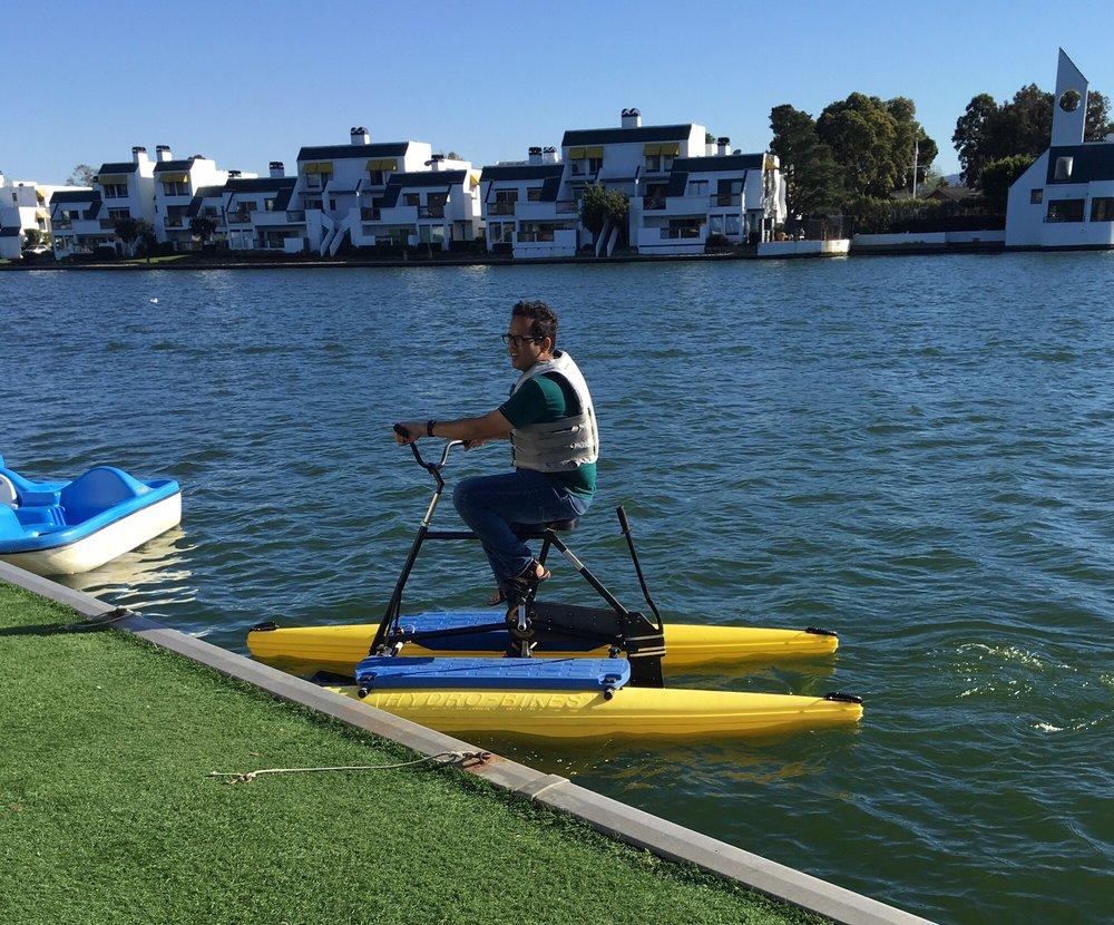 California Windsurfing: 650 Shell Blvd, Foster City, CA