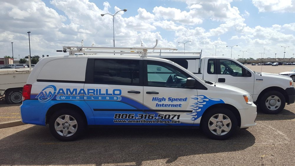AW Broadband: 203 W 8th Ave, Amarillo, TX