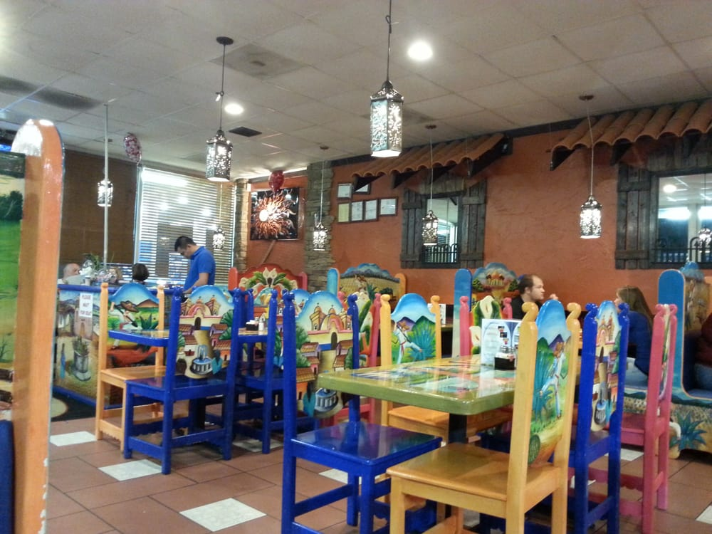 Don Jose's Mexican Grill: 7505 Tazewell Pike, Corryton, TN
