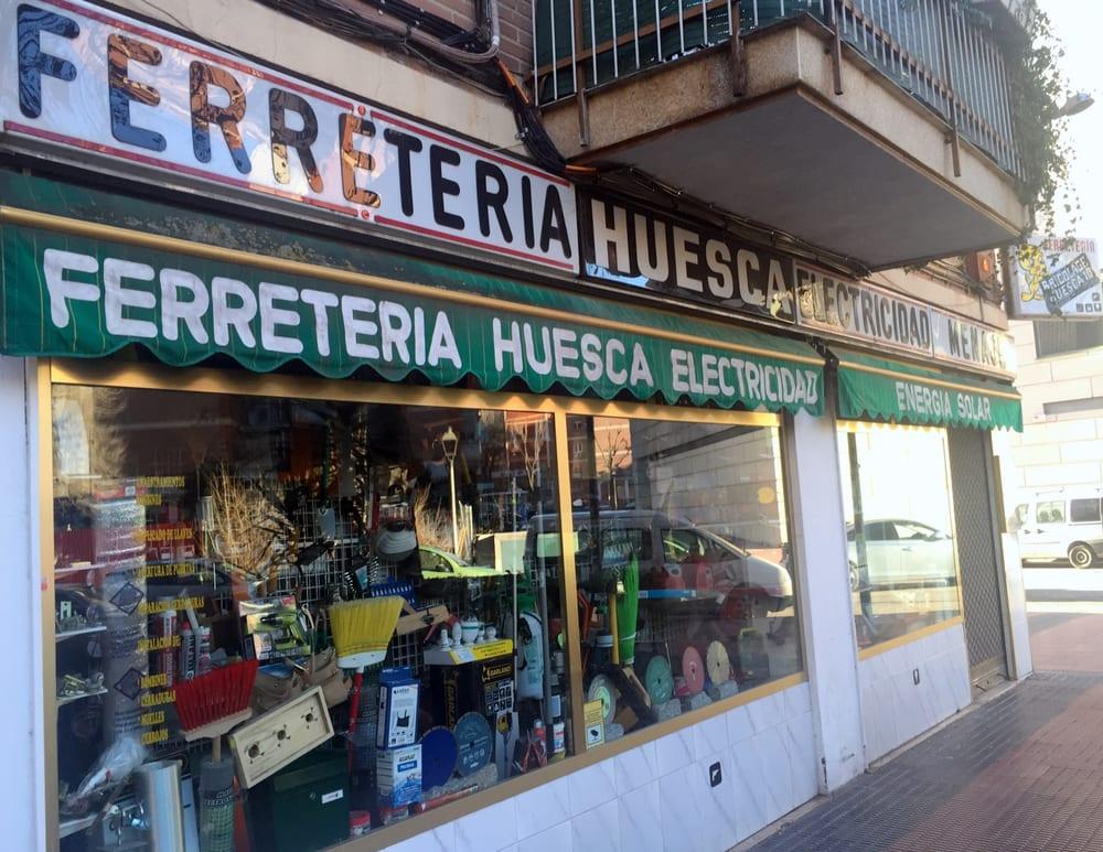 Ferreteria huesca ferreter as calle huesca 10 for Ferreteria cerca de mi ubicacion