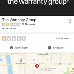 The Warranty Group Closed 72 Reviews Auto Insurance 175 W