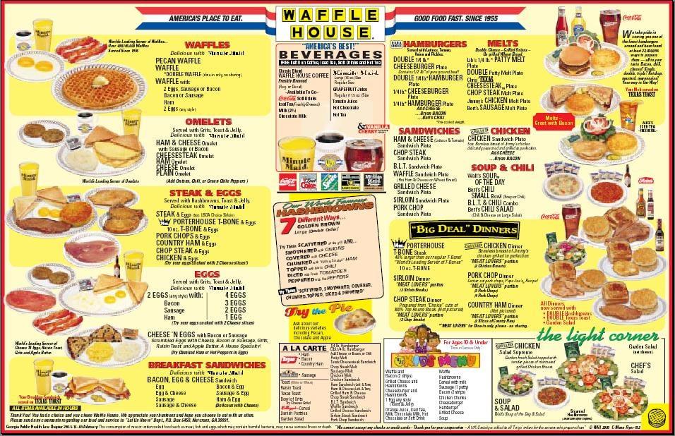 Waffle House - Restaurants - 1501 Watson Blvd, Warner ...