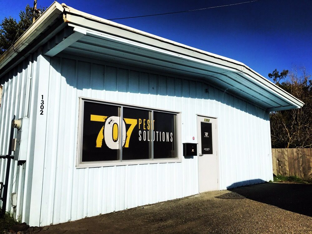 707 Pest Solutions: 1302 Spear Ave, Arcata, CA