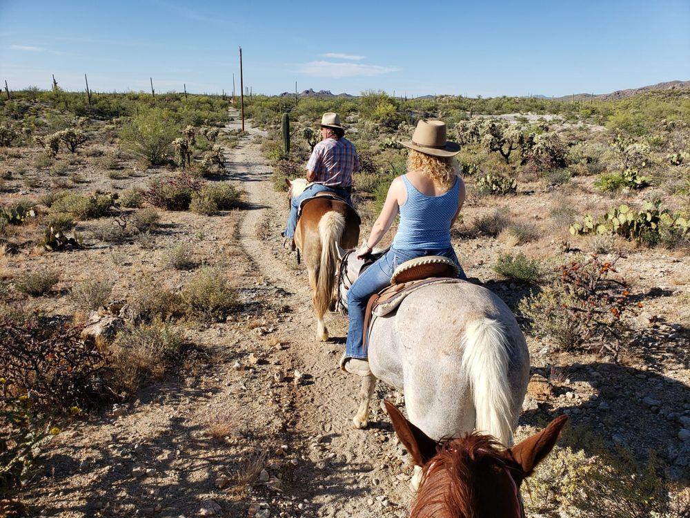 Way Out West Ranch: 7100 Nelson Quihuis Rd, Marana, AZ