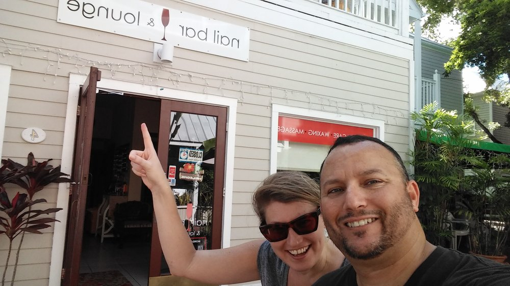 Nail Bar and Lounge: 1075 Duval St, Key West, FL