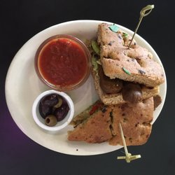 Photo Of Gaia S Garden Santa Rosa Ca United States Vegan Italiano Sandwich