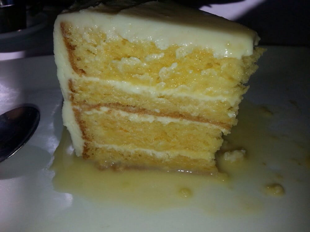 Mango Rum Cake. I want the entire cake. So so good!!! - Yelp