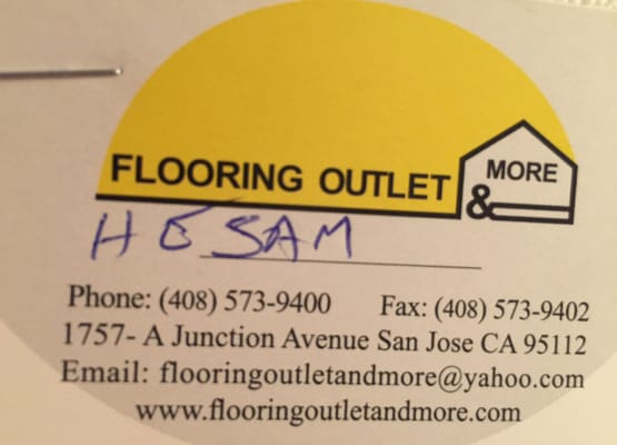 Flooring Outlet More 1757 Junction Ave Ste A San Jose Ca General Contractors Residential Bldgs Mapquest