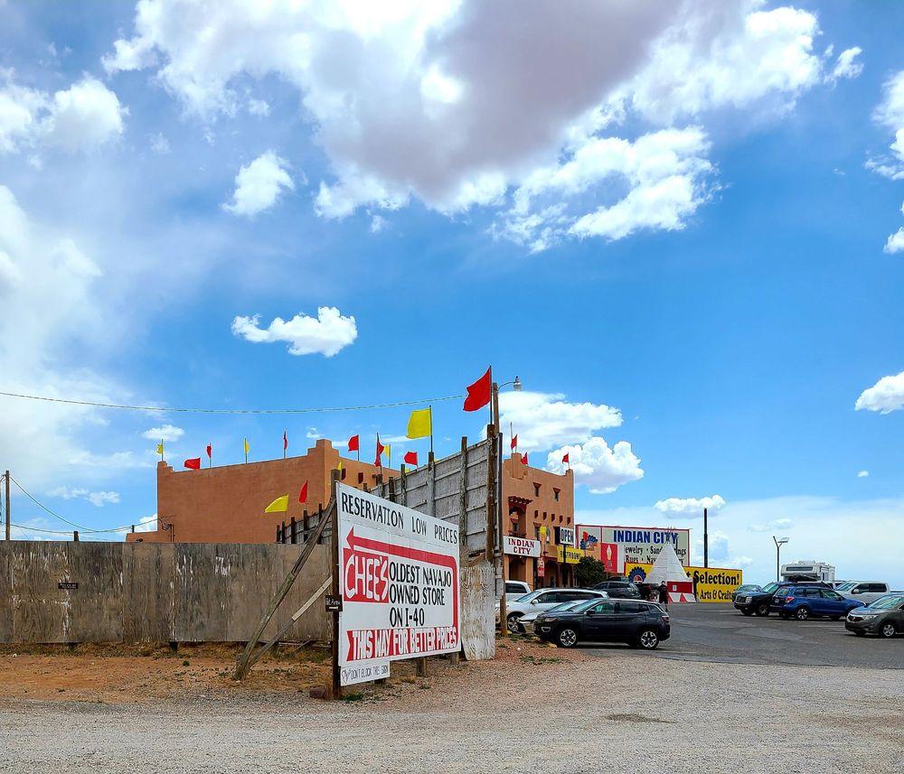 Indian City: Allentown Rd Exit 351 & Ih 40, Houck, AZ