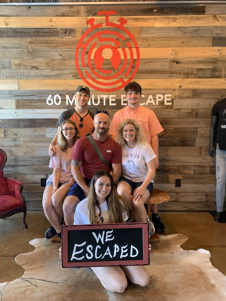 Social Spots from 60 Minute Escape Game