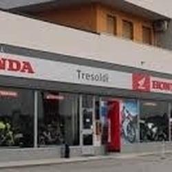 Tresoldi moto concessionari moto via provinciale 64 for Officina moto italia