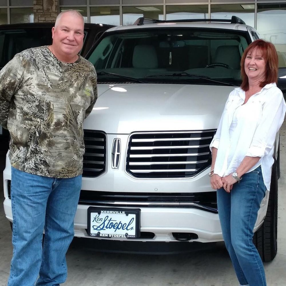 Lincoln Car Deals: Ken Stoepel Ford Lincoln