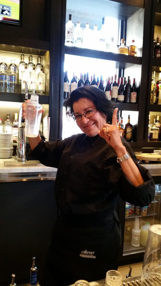 Mary Is One Of The Best Bartenders I Have Encountered She Can Handcraft The Best Cocktail