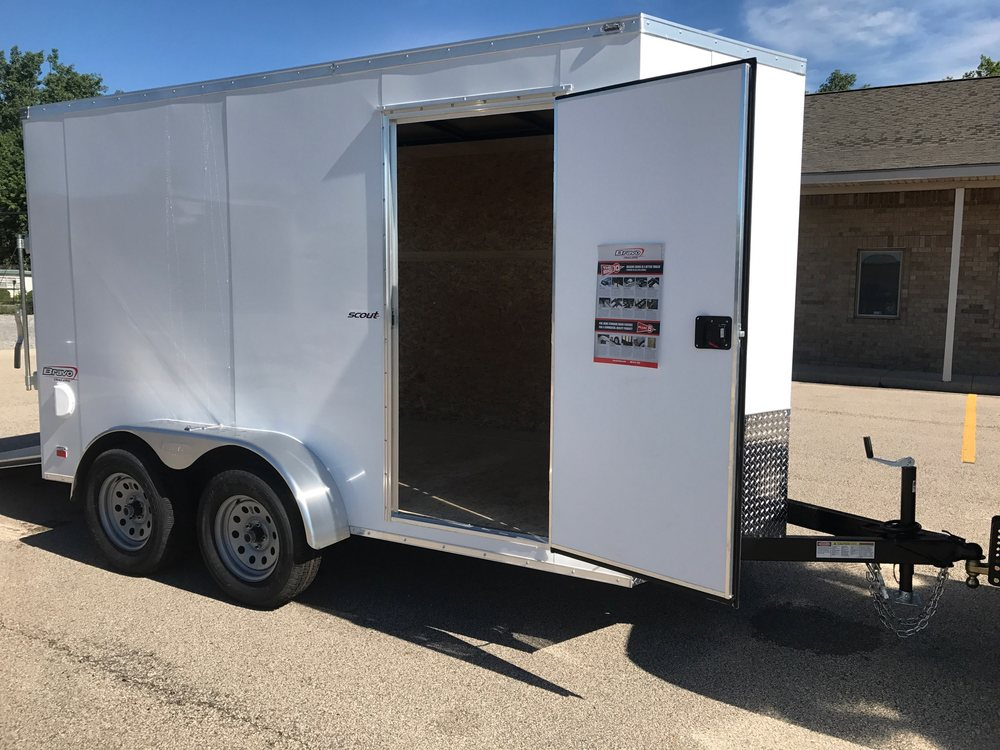 Indiana Trailer Sales: 740 S 11th St, Decatur, IN