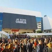Palais des Festivals et des Congrès - Cannes, Alpes-Maritimes, France. 私はシャーリー