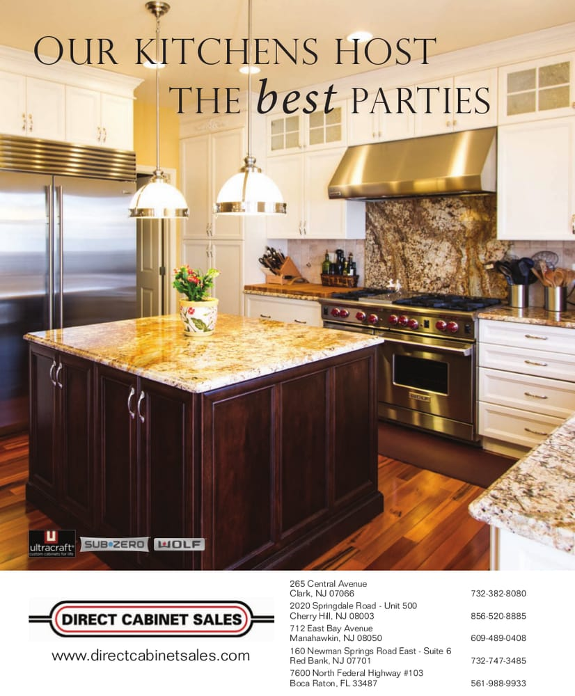 Kitchen cabinets belleville nj - Direct Cabinet Sales Of Clark Cabinetry 265 Central Ave Clark Nj Phone Number Yelp