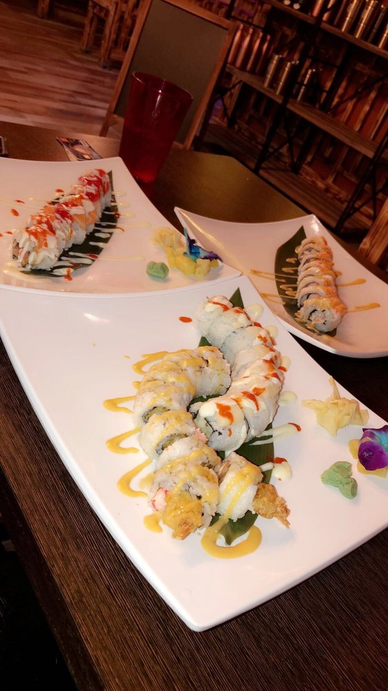 Yama Chen's Sushi Roll House: 5889 Harbour View Blvd, Suffolk, VA