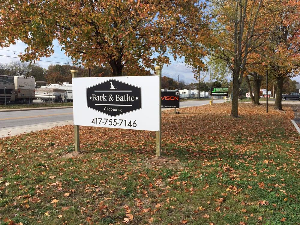 Bark & Bathe Grooming: 425 W Plainview Rd, Springfield, MO