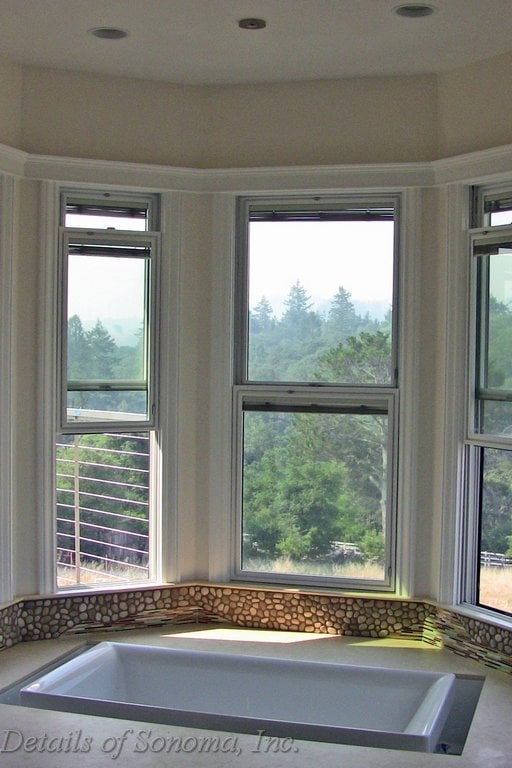 pella windows with built in blinds contemporary photo of details sonoma cotati ca united states sunken tub at floor level water from the ceiling pella windows